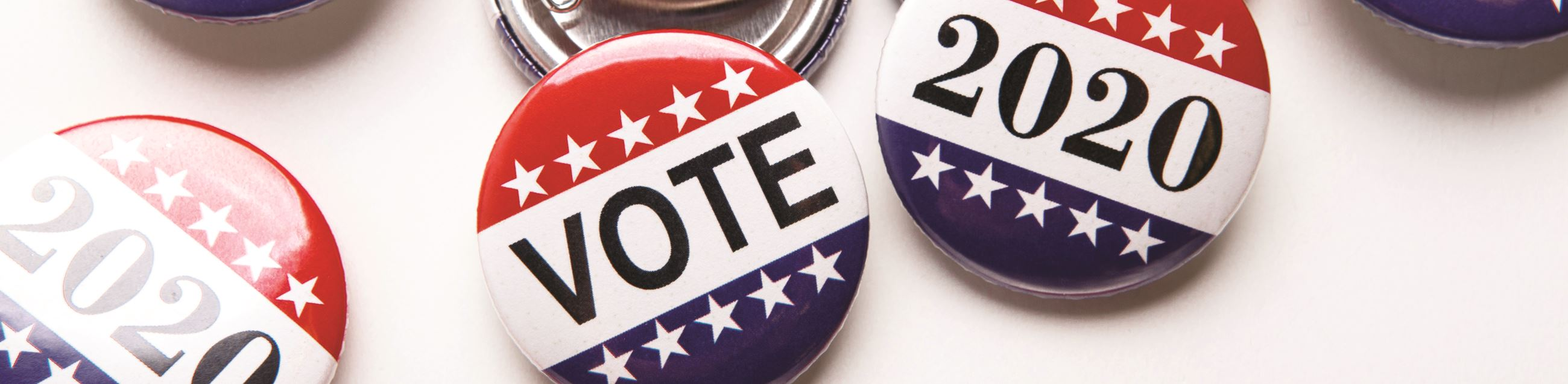 Click here to find important 2020 election dates and information.