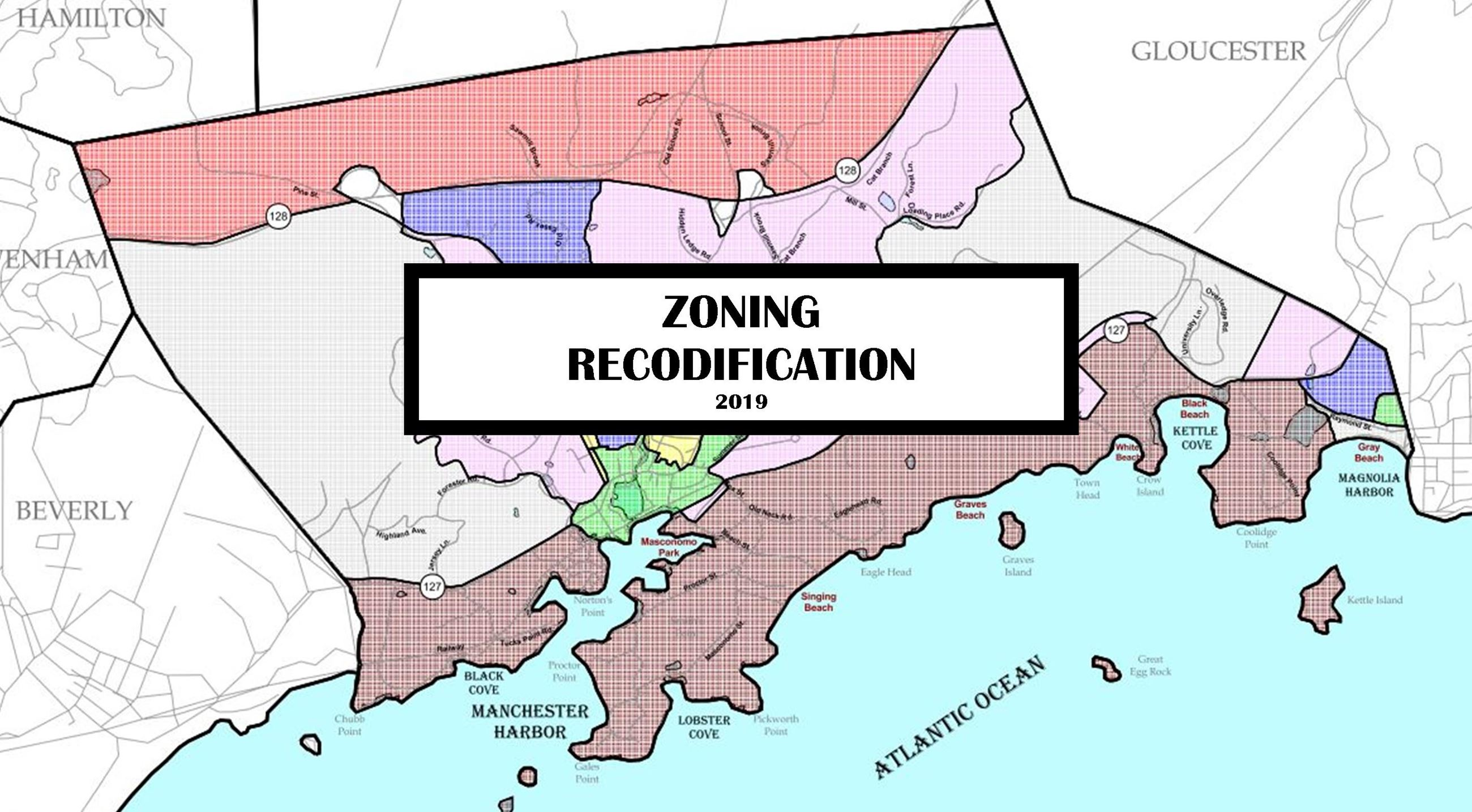 Zoning Recodification Initiative 2019